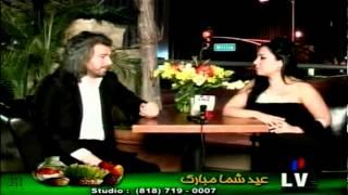 Interview -Tannaz Javidan & Mansour-Nowrooz 1390 [Mansourinfo]