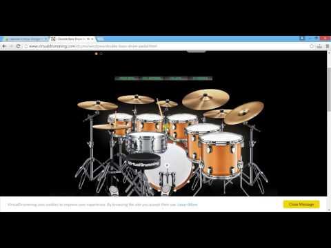 Cover virtual drum lagu cita -citata goyang dumang