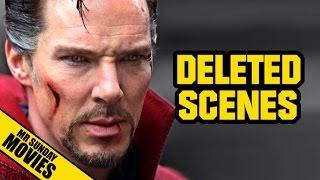 DOCTOR STRANGE Deleted Scenes, Rejected Concepts & Sequel Films
