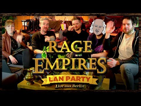 Rage Of Empires  • Age Of Empires: Definitive Edition LAN in Berlin