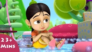 The Big Clean ✿ Bommi & Friends ✿ Chutti TV | Tamil Stories For Kids | பொம்மி & ப்ரெண்ட்ஸ்