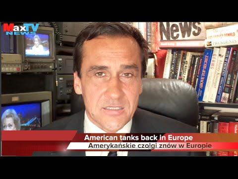 War Games - Gry Wojenne NATO - Rosja, Polska - USA - Max Kolonko Mówi Jak Jest