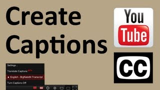 How To Add Closed Captions To A YouTube Video