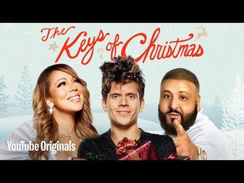 The Keys of Christmas ft. Mariah Carey DJ Khaled Fifth Harmony Rudy Mancuso Nicky Jam