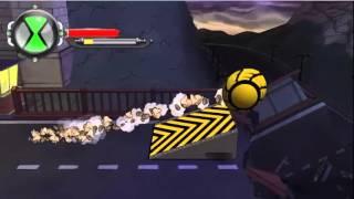 Ben 10 Alien Force Vilgax Attacks EUR MULTi5 PSP GAME PART6##