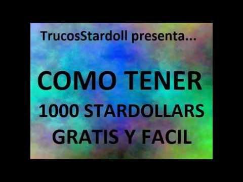 Como tener 1000 stardollars gratis Stardoll