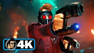 GUARDIANS OF THE GALAXY 2 Extended Super Bowl TV Spot + Trailer (4K ULTRA HD) Marvel Movie 2017