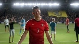 Nike Football: Winner Stays. ft. Ronaldo, Neymar Jr., Rooney, Ibrahimović, Iniesta & more