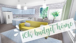 ROBLOX | Welcome to Bloxburg: 10k Budget Home