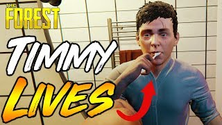 The Forest | NEW ENDING | TIMMY GROWN UP | Full Release UPDATE