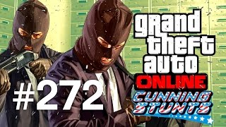 Grand Theft Auto V | Online Multiplayer | Episodul 272 (Cunning Stunts Update Special)
