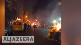 Iran: Government warns protesters if they don