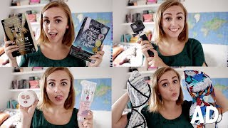 MAY FAVOURITES 2017 | Hannah Witton