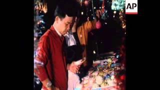 SYND 25 12 75 CHRISTMAS IN SAIGON