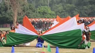 Sacred Heart School Chandigarh Sports Meet Tarang 2017