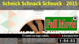 Schnick Schnack Schnuck 2015 - Full HD Movie ON-Line
