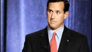 Santorum: Global Warming Is 'Junk Science'