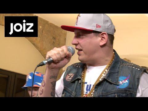 Money Boy Ft. MC Smook - Kola mit Ice (Live at joiz)