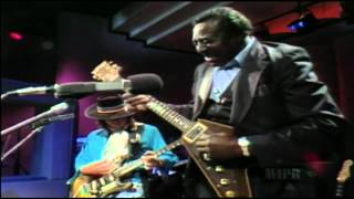 Albert King with Stevie Ray Vaughan In Session 1983