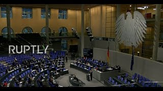 LIVE: Bundestag debates draft bill on antisemitism and proposal by AfD in relation to refugees