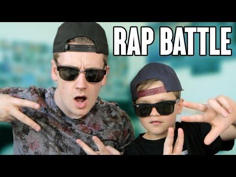 watch ULTIMATE RAP BATTLE - Who Would Win #1