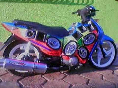 motos rebaixadas
