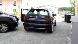Seat Ibiza VR6 Abgasanlage Made by SL-Tuning