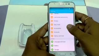 First Impression of Samsung Galaxy J5 In Hindi