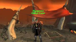 World of Warcraft: Blood Elf (some of his jokes)