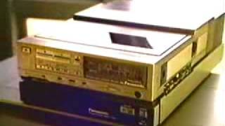 Panasonic VCR Commercial 1983