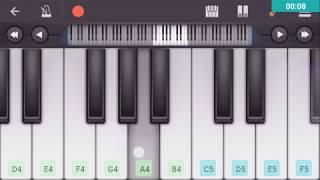 Cholna Sujon (promo) Piano By Emon