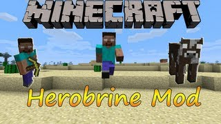 Minecraft 1.5.2 - Instalar Herobrine Mod / Español