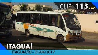 CLIP DE ÔNIBUS Nº113 - HD