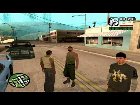GTA San Andreas Rapido y Furioso Parte 1