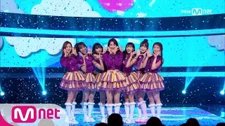 [OH MY GIRL - Coloring Book] KPOP TV Show | M COUNTDOWN 170413 EP.519