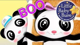 Peekaboo Song | Part 2 | Nursery Rhymes | Original Song By LittleBabyBum!