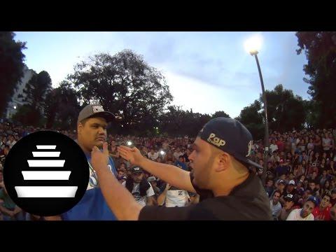 BEELZE PAULO vs SONY COBER 4tos Pretemporada 2vs2 2017 El Quinto Escalón
