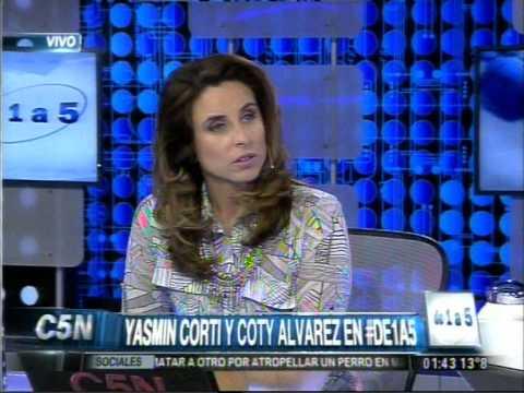 C5N DE 1 A 5 YASMIN CORTI Y COTY ALVAREZ