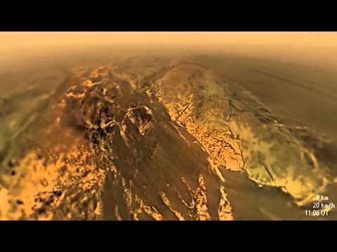 What Huygens Saw On Titan New Image Processing
