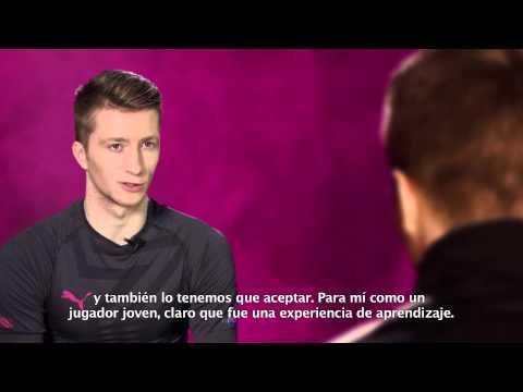 Xxx Mp4 Marco Reus Interviews Marco Reus Episode 1 With Spanish Subtitles 3gp Sex