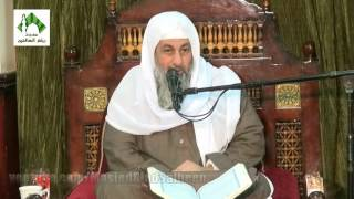 تفسيرسورة مريم (من الآية 34 إلى 47) للشيخ مصطفى العدوي 8-1-2017