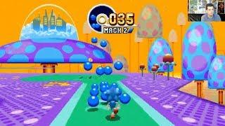 Sonic Mania - Chaos Emeralds & true final boss
