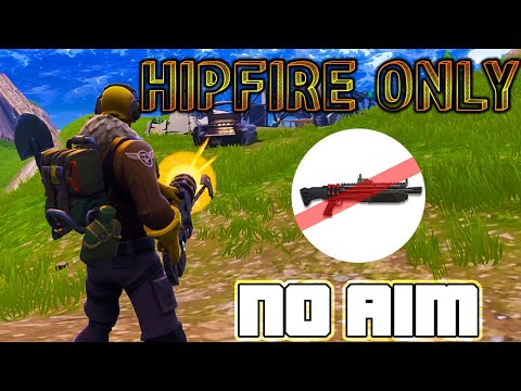 Hipfire Only is actually HARD Crazy No Scopes