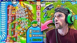 Bloons TD Battles ::  3 MILLIONS DOLLARS !?! ::  MOLT BTD