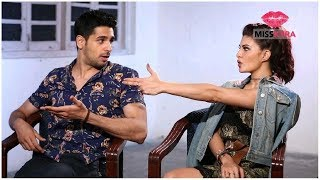 Jacuqeline & Sidharth take the Tongue Twister Challenge