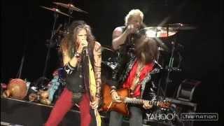 Aerosmith ~ Kings & Queens / Toys In The Attic 09/09/2014 Detroit,MI ~ SNS