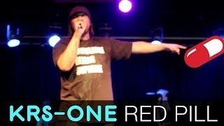 KRS ONE: Race and White Supremacy Red Pill
