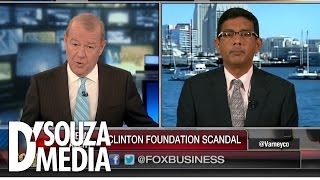 Dinesh D'Souza: Clinton Foundation Vastly Exaggerates Its Accomplishments