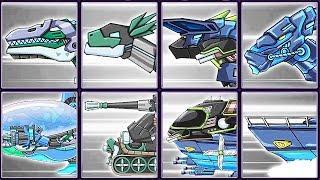 Dino Robot Corps - Sea Armies | Eftsei Gaming