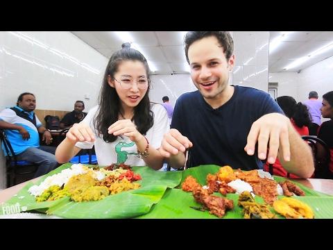 Xxx Mp4 Malaysian Street Food Tour In Kuala Lumpur Malaysia HUGE Chinese Indian And Malay Food JOURNEY 3gp Sex